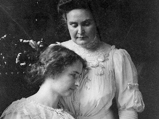 Helen Keller: Seeing Beyond the Myth