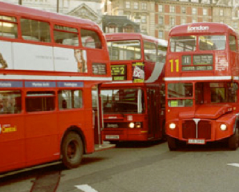 The London Bus of Missions
