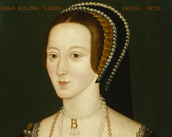 Famous Past Lives - Anne Boleyn