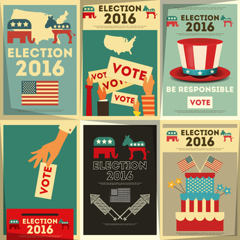 election 2016, voting, Political Apathy