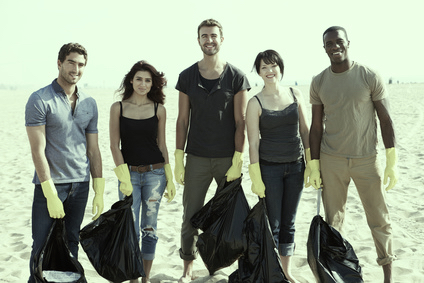 group of young people on the beach, Finding Meaning: How to Thrive in a Young-Soul World
