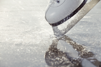 an ice scater, Near-Death Personality Changed