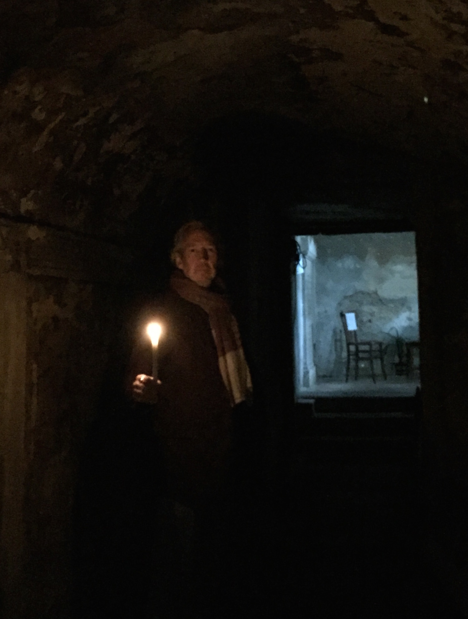 Rescuing a Lost Soul in Venice