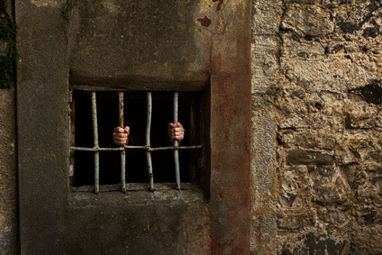 prisoner in its cell, Slavery and Imprisonment