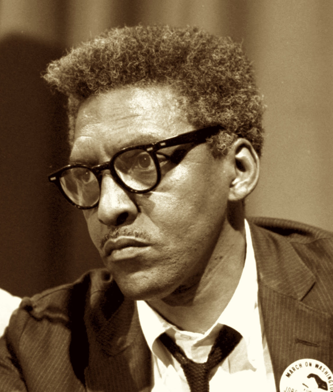 Bayard Rustin: This is What Courage Looks Like