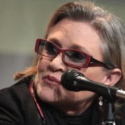 Carrie Fisher: Victimized, but Never the Victim