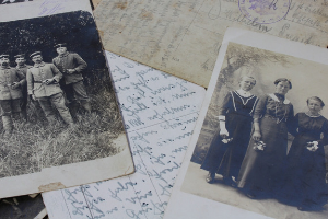 old family images and postcards, past life questions and answers